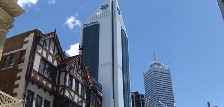 Settlement Occurs in Perth CBD