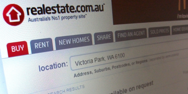 Realestate.com.au is one of Australia's popular real estate portals