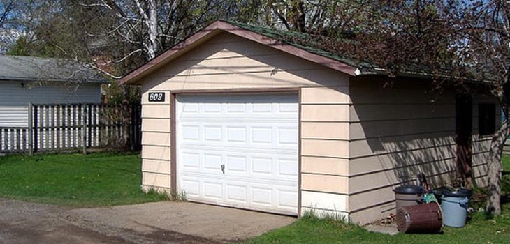 RCDs must protect all powered garages, sheds, and outbuildings.