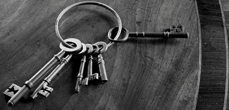 Keys need to be handed over on settlement or possession.