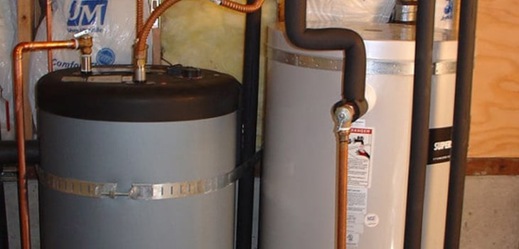 Problems with a property, such as a faulty hot water system, should be dealt with before settlement.