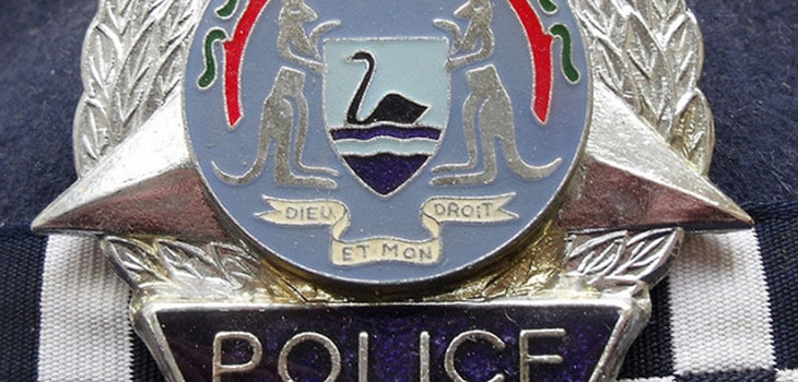 Police have stopped a potential scam in its tracks.