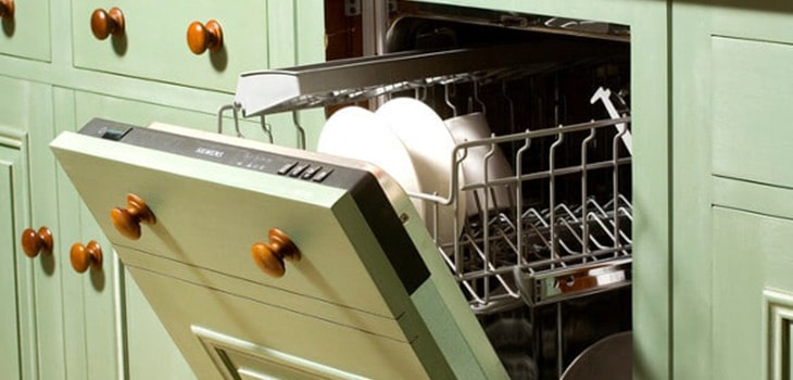 Chattels, such as dishwashers, can sometimes be the centre f disputes.