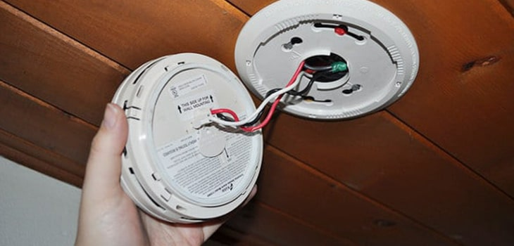 Smoke alarm regulations are changing.