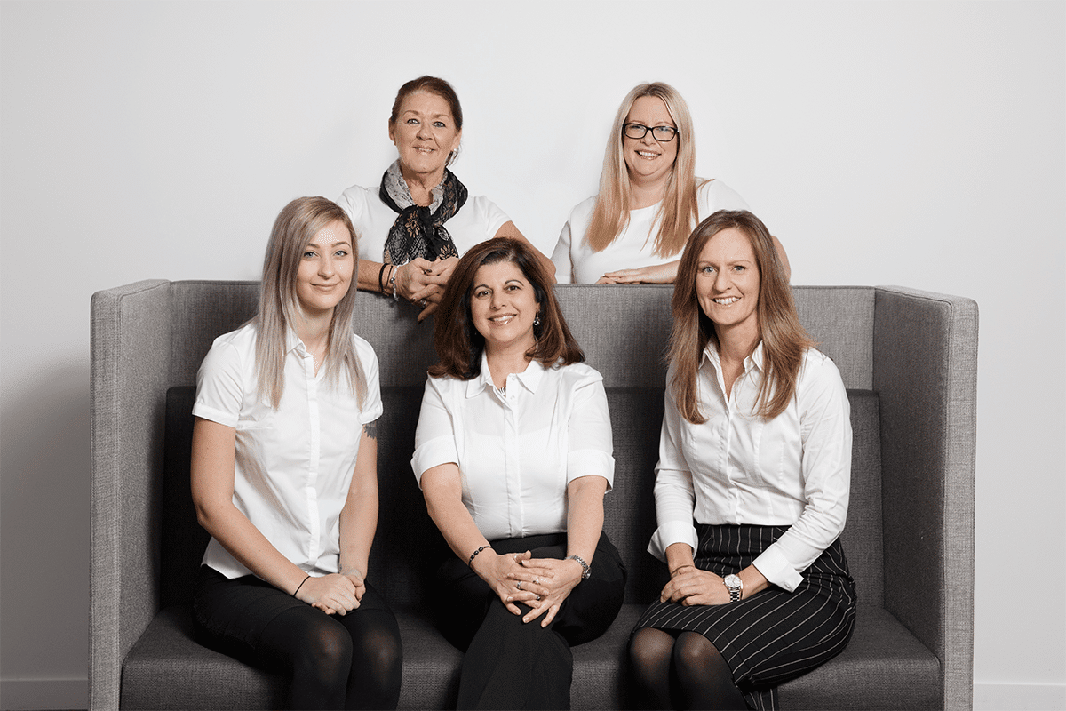 The conveyancing team at Residential Settlements